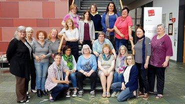 Gruppenbild AG Frauen- und Gleichstellungspolitik