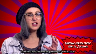 Miriam Hagelstein Frauen gegen Rechts ver.di Jugend